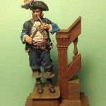 Pegaso Pirate Quartermaster